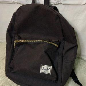 Herschel Company Black Backpack